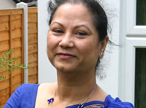 Poppy Banerjee