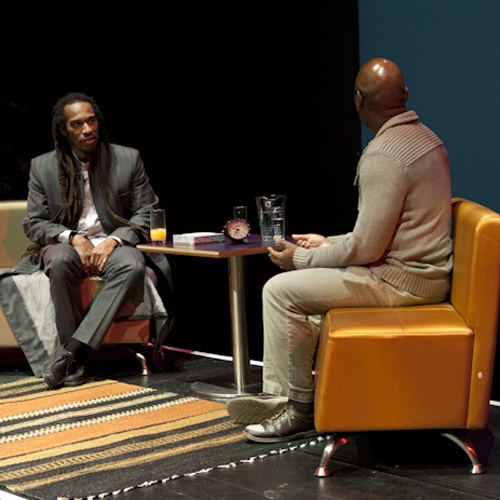 Black men on the couch II – 1 December 2011, London